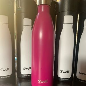 Swell flask